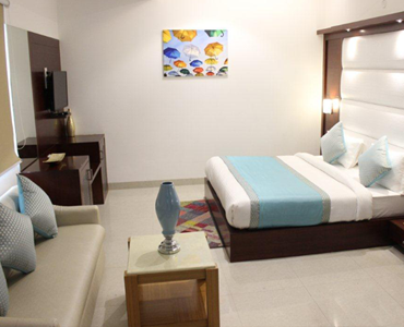 Hotels inside Delhi Airport